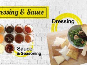 Dressing & Sauce