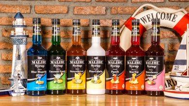 Malibu Syrup ทางเลือกใหม่ของธุรกิจเครื่องดื่ม