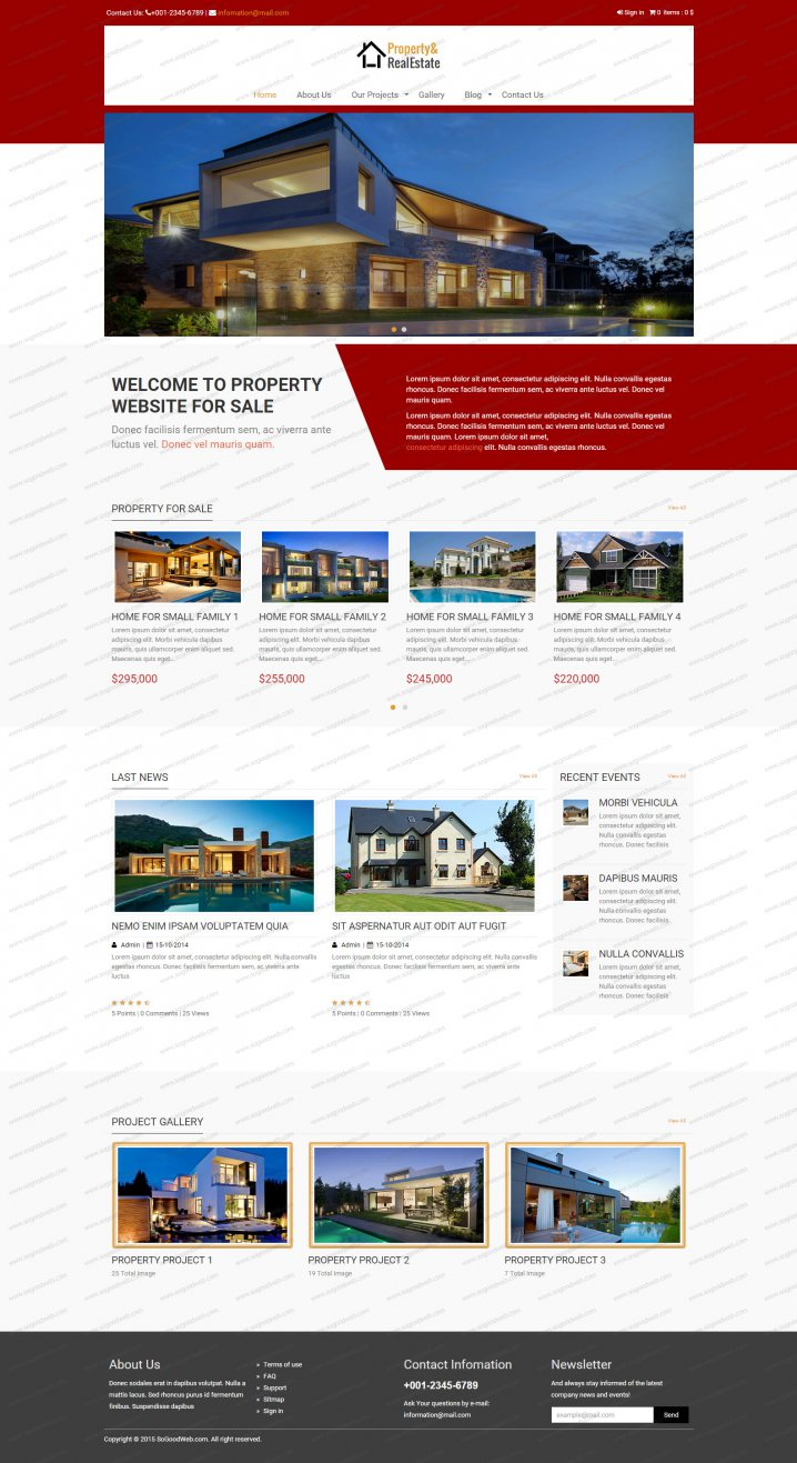Property & Real Estate