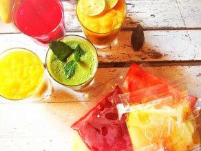 Frozen smoothie / Granita
