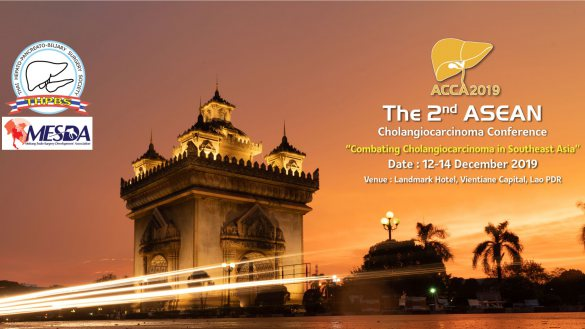 The 2nd ASEAN Cholangiocarcinoma Conference
