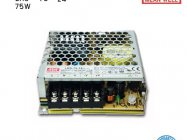 หม้อแปลง SWITCHING  Mean well  LRS  6A 75W 24V