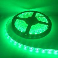 ไฟเส้น Led Striplight 5050 14.4W 24V 60LED/M 12-14Lm IP 65 สีเขียว
