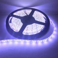 ไฟเส้น Led Strip light  IP65 5050 14.4W 24V 60LED/M 12-14Lm แสงขาว White