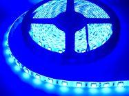 ไฟเส้น Led Strip light IP65 5050 14.4W 24V 60LED/M 12-14Lm สีน้ำเงิน