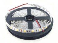 ไฟเส้น led strip light SMD 5050  60LED/m 14.4W 5เมตร   5000-5500K  ip 20 (รุ่นพิเศษ สว่างมาก)
