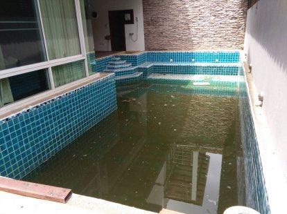งานปรับปรุงระบบสระว่ายน้ำ