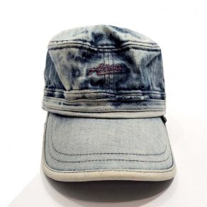 หมวกโกโบริ ผ้ายีนฟอก