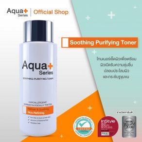 Aqua+ Series Soothing-Purifying Toner - 50ml