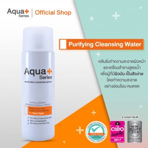 Aqua+ Series Purifying Cleansing Water - 150ml