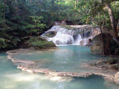 Erawan Waterfalls and the River Kwai (Code 1013)
