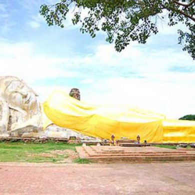 AYUTTHAYA ONE DAY TOUR (Code 1018)