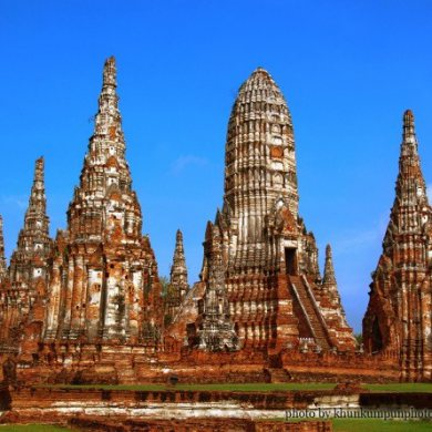 Damnern Saduak Floating market and Ayutthaya tour (Code 1010)