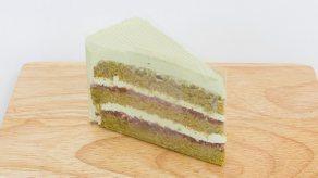 Matcha Red Bean (Unique Cakes)