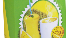 Durian Latte 3 in 1