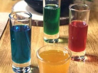Fruit Sauce & Syrup