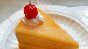 Orange Soft Cake (ขนาด 3 ปอนด์ ตัด 10 ชิ้น)