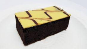 Premium Cheese Brownie