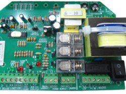 แผงวงจรประตูรีโมท G10 ( พร้อมติดตั้ง )