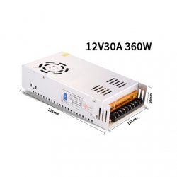 Power Supply 12V 30A
