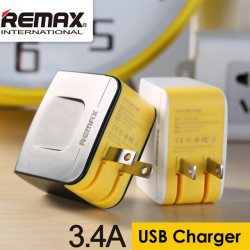 REMAX 2 USB  3.4 A