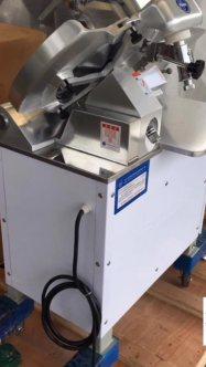 เครื่องสไลด์ออโต้ สำหรับเนื้อแช่แข็ง FUJEE SFS 350 G