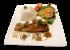 ข้าวปลาแซลมอน ซอสเทรอริยากิ