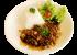 ข้าวไก่ทอด ซอสเทรอริยากิ