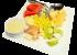 สลัดผลไม้ (น้ำสลัดครีม)