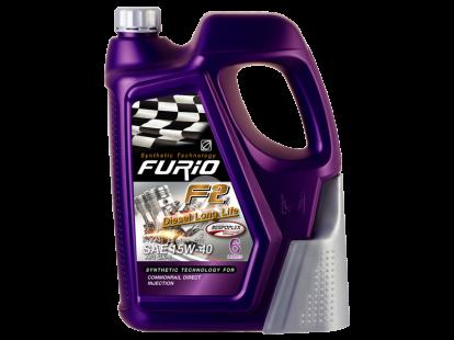 FURiO F2 Diesel Long Life SAE 15W-40