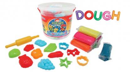 Dough 500 G. 7 colors + Mold