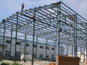 STEEL STRUCTURE & METAL SHEET