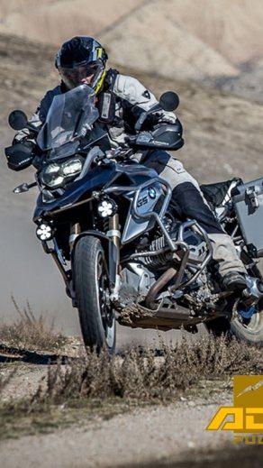 BMW R1200GS World of Adventure Bike Build