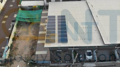 5.12kWp Naphas Supply Company Limited (Wat Sophon Road, Map Ta Phut Subdistrict, Rayong Province)