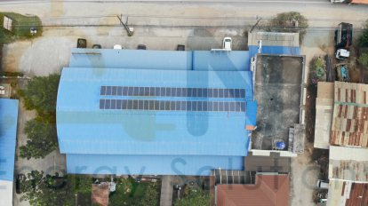 18.36kWp Pornchai Noodle Shop Fish Ball Branch 2 (Ban Khai District, Rayong Province)