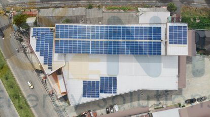 152.32kWp Buriram Supply Electronic LP (Muang District, Buriram Province)