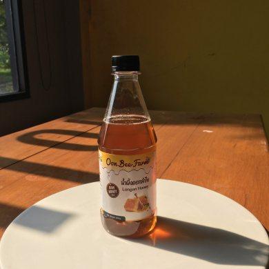 น้ำผึ้งดิบดอกลำไย Longan Honey 600g