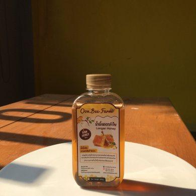 น้ำผึ้งดิบดอกลำไย Longan Honey 300g