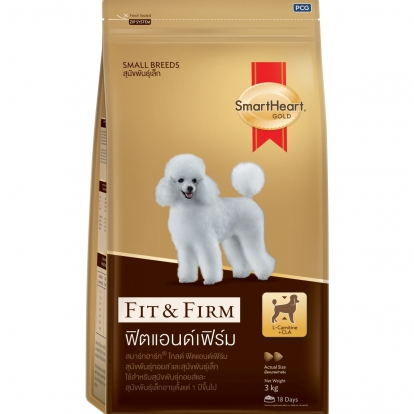 Smartheart Fit&Firm Smart heart Adult small breed