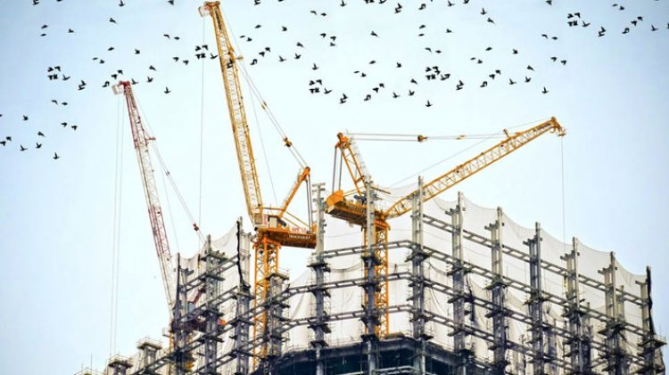 ธุรกิจก่อสร้าง