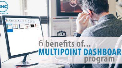 ประโยชน์ของ MULTIPOINT DASHBOARD