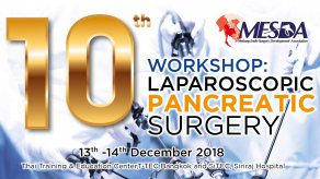 MESDA : Laparoscopic Pancreatic Surgery