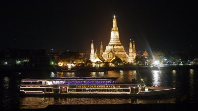 Dinner Cruise by Grand Chaophraya Cruise