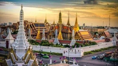 GRAND PALACE & TEMPLE CITY