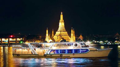 Dinner Cruise by Grand Pearl Cruise