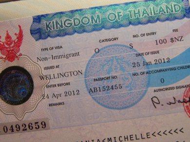 Thai Visas
