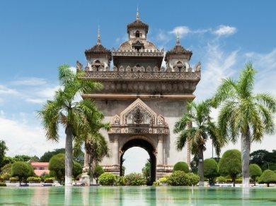 Visa To Vientiane