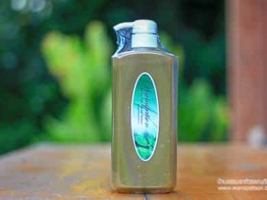 แชมพูใบย่านาง (Bamboo Grass Shampoo) 1,000 ml (หัวปั๊ม)