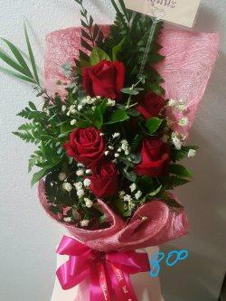 ช่อดอกไม้-005