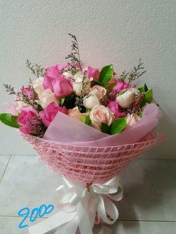 ช่อดอกไม้-018